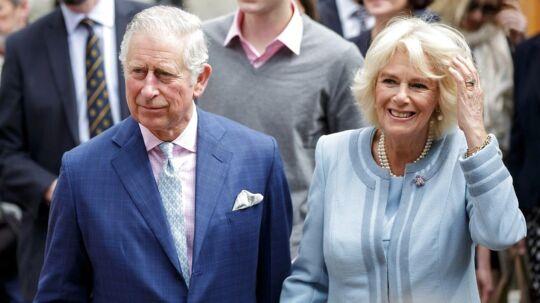 Prins Charles blev i 2005 gift med Camilla Parker Bowles.