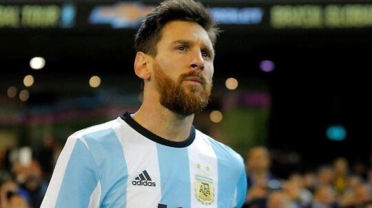 Lørdag fylder Lionel Messi 30 år.