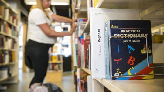 Der er problemer med børn og unge, der skaber uro på en række forskellige biblioteker i landet.