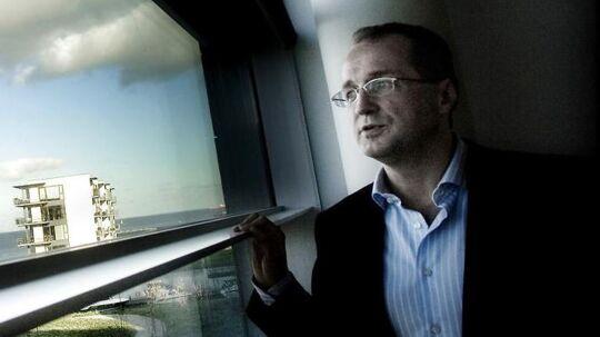 Bestyrelsesformand Christian Herskind.