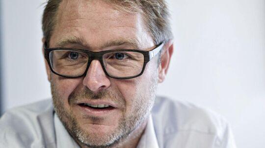 Claus Steinlein, sportsdirektør FC Midtjylland.