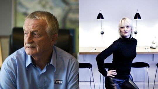 Fotos af: Bo Amstrup (t.v.) og Jeppe Michael Jensen (t.h.)