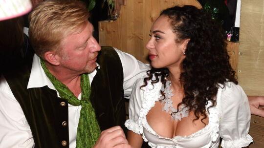 Ud over de økonomiske problemer er der angiveligt også knas i Boris Beckers ægteskab med tyskerens kone Lilly.