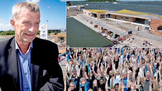 En stor del af landsstævnets aktiviteter vil blive afviklet i Vestre Fjordpark. Etableringen af anlægget er blevet fremskyndet netop pga. Aalborgs værtskab for den fire dage lange folkefest.