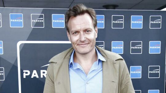 Journalist Rasmus Tantholdt.