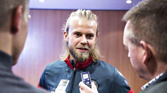 Christian Gytkjær har fået en to-årig kontarkt med Lech Poznan i den bedste polske række.