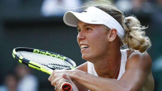Caroline Wozniacki: Mit mål for den resterende del af 2017-sæsonen er klart: Jeg vil fortsætte med at vinde masser af kampe og forhåbentlig være så god, at jeg også kan sikre mig et par trofæer og måske endda også en Grand Slam-titel.