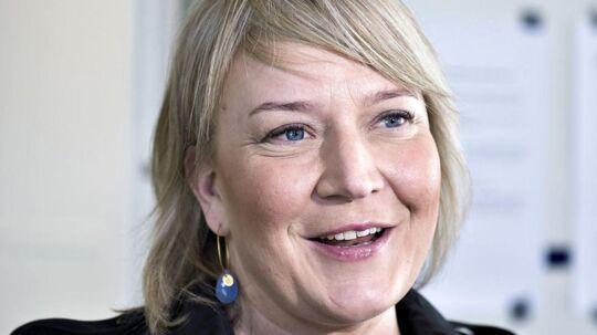 Christina Egelund, politisk ordfører, Liberal Alliance