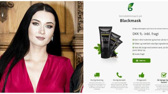 Bloggeren Irina Olsen er blandt andet blevet brugt som reklamesøjle for Brymask.com, der er en såkaldt abonnementsfælde.