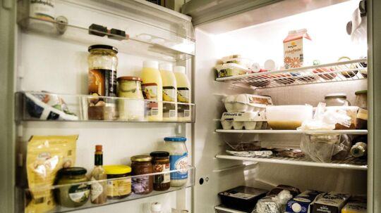 Dine madvarer bliver hurtigt dårlige, hvis du anbringer dem forkert i køleskabet.
