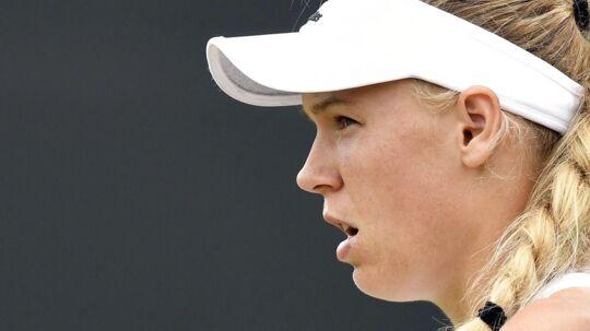 Caroline Wozniacki røg for sjette gang ud i ottendedelsfinalen ved Wimbledon-turneringen, men den tidligere amerikanske Grand Slam-vinder, Pam Shriver, mener, at danskeren har gode muligheder i årets US Open.
