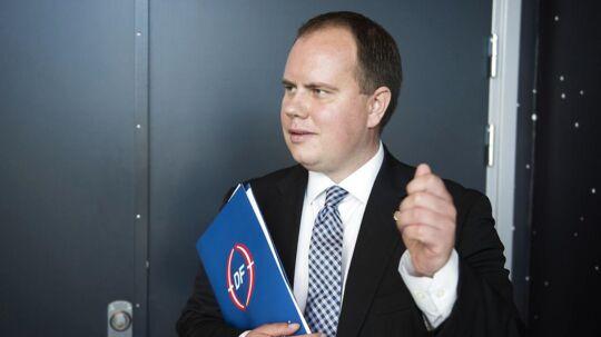 Martin Henriksen glæder sig over, at flere partier bakker op om et burka- og niqab-forbud i Danmark.