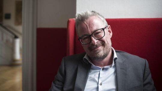 Rane Willerslev, direktør for Nationalmuseet.