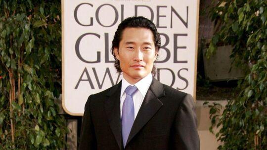 Skuespiller Daniel Dae Kim.
