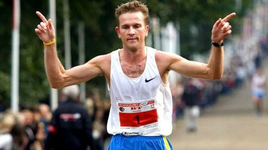 E-løbsambassadøren og den seksdobbelte vinder i Dyrehaven, Dennis Jensen, deltog første gang som 12-årig, da han boede på øen Agersø i Storebælt.