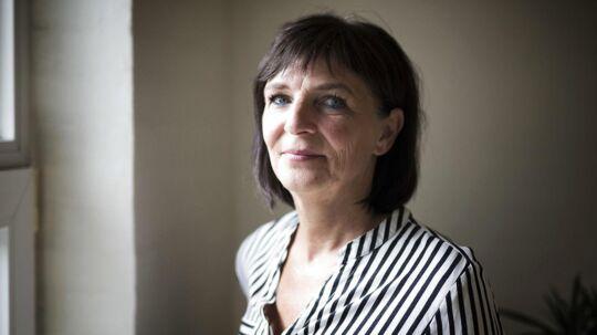 Mona Schmidt har både haft mavesår og stress.