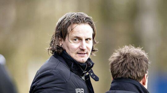 SønderjyskEs sportschef, Hans Jørgen Haysen, betegner klubbens nye angriber William Tchuameni som en 'mand for fremtiden'.