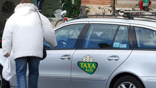 København springer ind på den fjerde dyreste plads i verden, når det kommer til at køre i taxi.