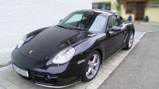Porsche overvejer at stoppe produktionen af dieselbiler. Free/Stefan X-p/gnu Free Documentation License/wikimedia