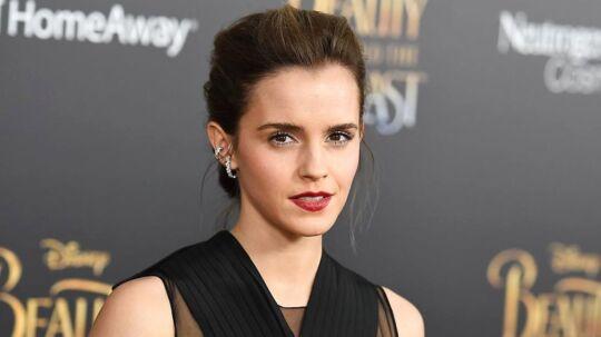 Emma Watson. Arkivfoto: AFP PHOTO / ANGELA WEISS