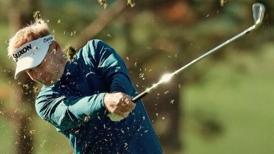 Søren Kjeldsen er klar til at gøre god en figur af sig selv ved The Open i Storbritannien.