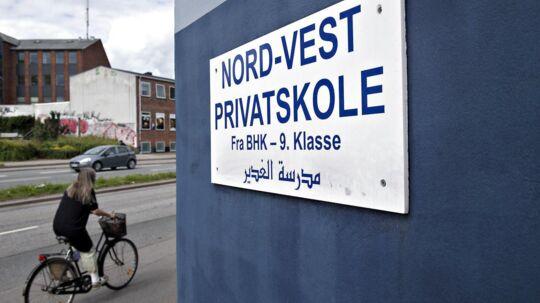 Nord-Vest Privatskolen og 10 andre friskoler er blevet sat under lup af Styrelsen for Uddannelse og Kvalitet.