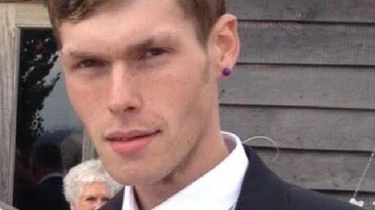 Stevie Brazer døde som 21-årig af en kronisk spisesygdom.