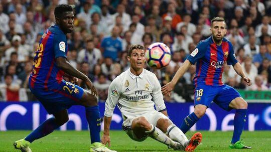 Real Madrid og Barcelona skal møde hinanden adskillige gange i den kommende sæson.
