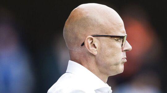 Olafur Kristjansson:: »Jeg banker stort set dagligt på døren hos vores direktør, Michael Gravgaard, og håber, han har fundet en guldklump af en ny offensiv spiller til truppen.«