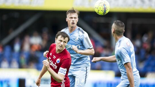 William Kvist (rød trøje) om det ny FCK-hold: »Det her kommer til at tage lang tid.«