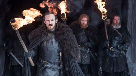 Billede fra 'Game of Thrones' syvende sæson.