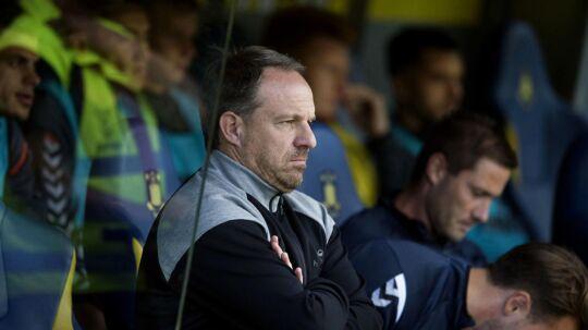 Brøndby-træner Alexander Zorniger: »Vi burde nemt have vundet denne kamp, og nederlaget var totalt unødvendigt. Vi skulle have vist mere ansvar i de afgørende situationer..«