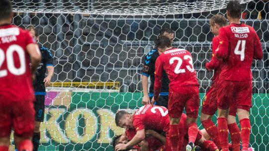 FCN vandt 3-2 over Brøndby.