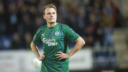 Emil Larsen ragede uklar med OBs fans, og han fortryder, at han sagde, at han ikke kunne lide dem.