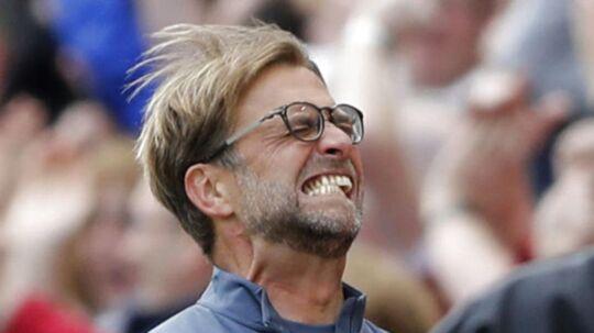 Jürgen Klopp mangler to spillere til sit drømmehold. Den ene er Virgil van Dijk, den anden Naby Keita. Sidstnævnte er ikke til salg.