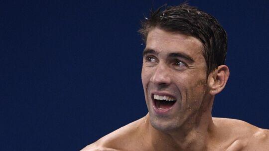 Phelps fandt langt om længe sin overmand