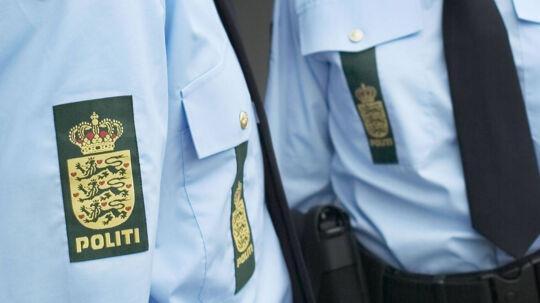En 36-årig udenlandsk mand er ved et grundlovsforhør blevet varetægtsfængslet i fire uger. Free/Politiet