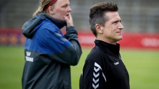 Nils Nielsen er taget hjem til Danmark.