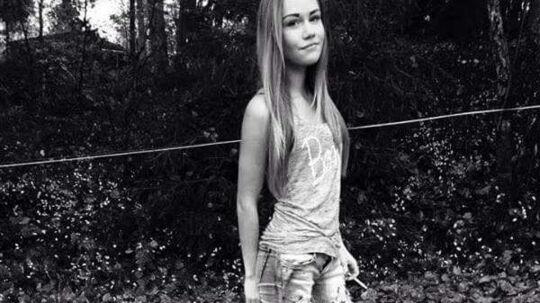 Østjyllands Politi efterlyser 16-årige Victoria Adelhaid Andersen, der ikke er blevet set siden 12. maj, hvor hun forlod institutionen Ny-Start Markusminde i Sabro. Free/Østjyllands Politi