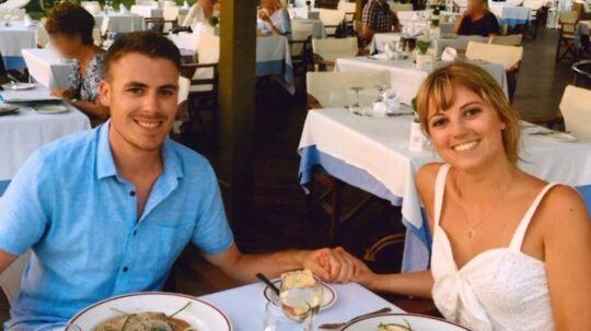 25-årige Georgina Le Prevost og den 27-årige Stuart Moorat blev dræbt i en ulykke på Perelle kystvejen på Guernsey.