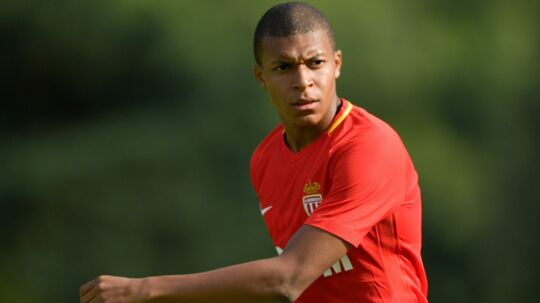 Kylian Mbappe imponerede for AS Monaco i den forgangne sæson.