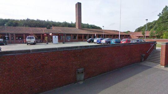 Lokalcenter Søholm.