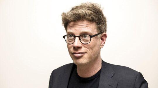 Martin Krasnik, chefredaktør på Weekendavisens og tidliger vært på DR.