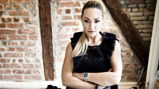 Mascha Vang er realitystjerne, model, blogger og direktør i blognetværket Blogly. Arkivfoto: Scanpix