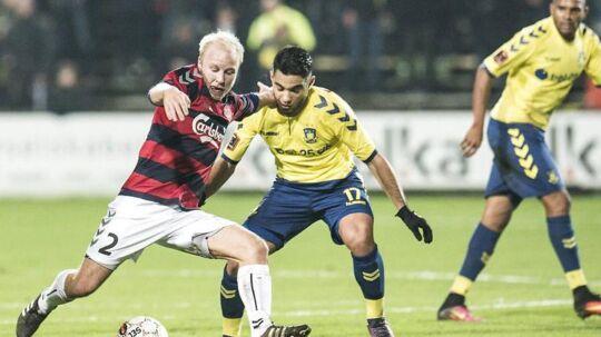 Michael Laudrups agent, Bayram Tutumlu, er blevet agent for Brøndbys Rezan Corlu (17).