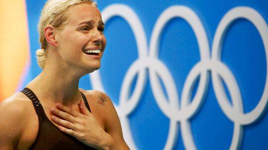 Pernille Blume har med en ny dansk rekord svømmet sig i VM-finalen i i 100 meter fri ved langbane-VM i Budapest.
