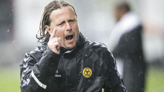 Bo Henriksen og AC Horsens er kommet godt i gang i Superligaen.