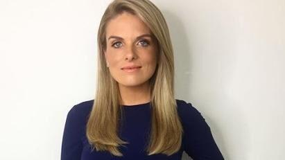 Erin Molan frygtede en fyring, da hun kvajede sig i en live-udsendelse.