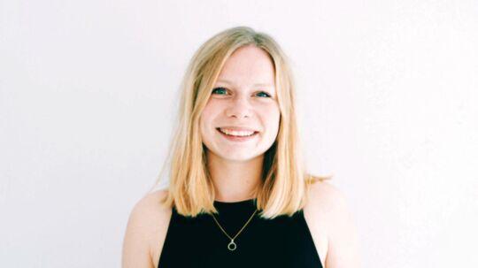 Medlem af Radikal Ungdom Sigrid Friis Prochowsky mener ikke, at et burka- og niqabforbud hører hjemme i Danmark.
