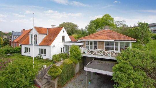 Musiker Thomas Buttenschøn og hans ekskone Cana har på bare 28 dage solgt villaen i Broager, Sønderjylland.